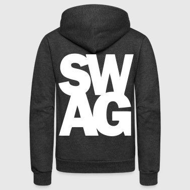 SWAG - stayflyclothing.com - Unisex Fleece Zip Hoodie