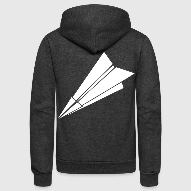 Taylor Gang Paper Plane - stayflyclothing.com - Unisex Fleece Zip Hoodie