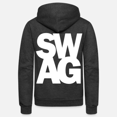 Swag SWAG - stayflyclothing.com - Unisex Fleece Zip Hoodie