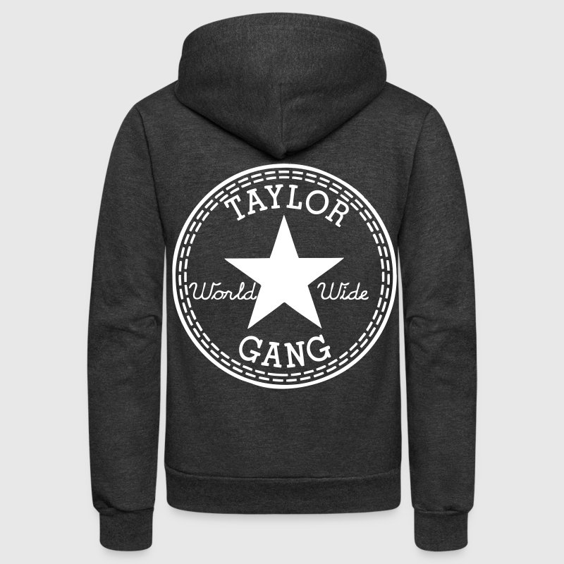 Taylor Gang - stayflyclothing.com - Unisex Fleece Zip Hoodie