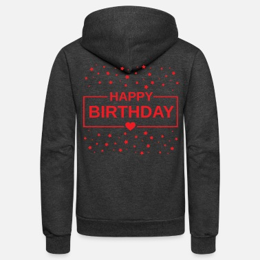 Birthday Party birthday party - Unisex Fleece Zip Hoodie