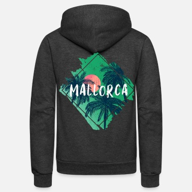 Bachelor Mallorca Summer Love - Unisex Fleece Zip Hoodie