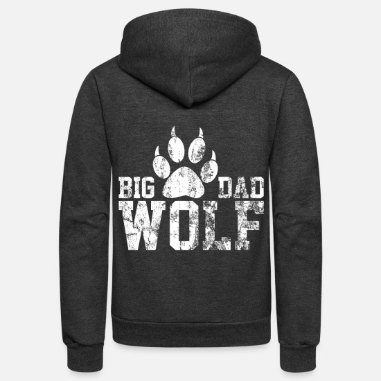 WOLF HOWL Funny Hoodie Gift Novelty Joke Jumper Top NOVELTY