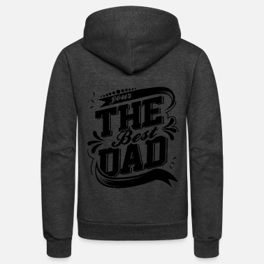 Fathers Day Fathers day - Unisex Fleece Zip Hoodie