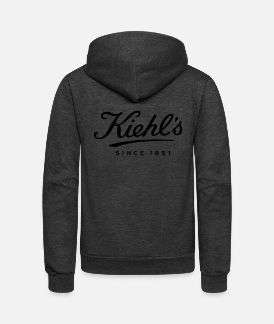 Barber Hoodies & Sweatshirts - Kiehls ip 64746 png - Unisex Fleece Zip Hoodie charcoal gray