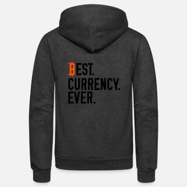 Currency best currency - Unisex Fleece Zip Hoodie