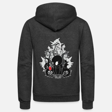 Thorn Thorns - Unisex Fleece Zip Hoodie