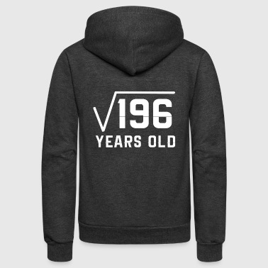 14th Birthday - Unisex Fleece Zip Hoodie