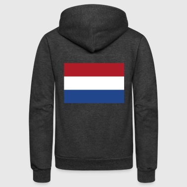 holland - Unisex Fleece Zip Hoodie