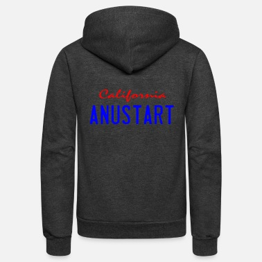 Arrested Development Tobias california - Unisex Fleece Zip Hoodie