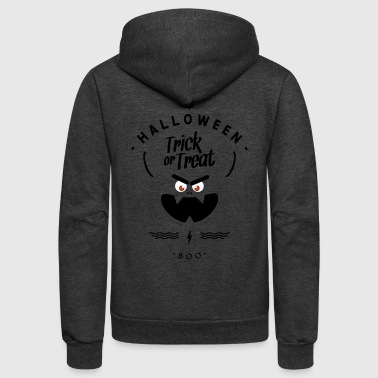 trick or treat - Unisex Fleece Zip Hoodie