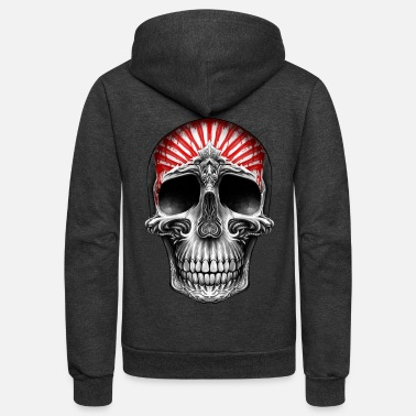 Skull And Bones Winya No. 53 - Unisex Fleece Zip Hoodie