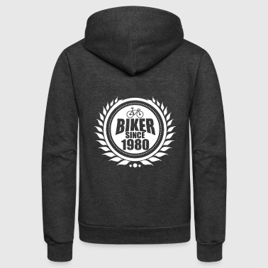 Bikers Biker - Unisex Fleece Zip Hoodie