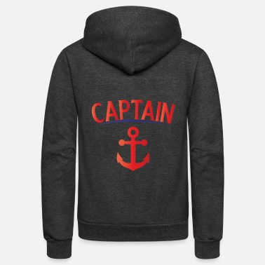 Truth Captain.. - Unisex Fleece Zip Hoodie
