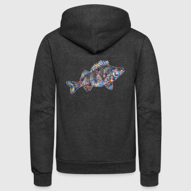 Perch Shirt - Unisex Fleece Zip Hoodie