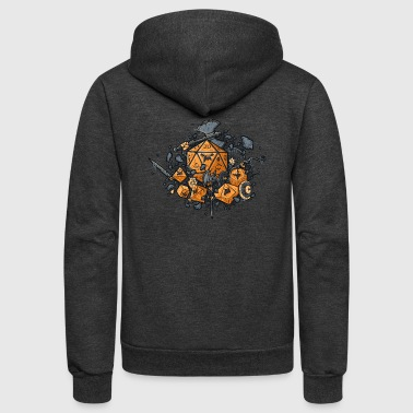 RPG United - Unisex Fleece Zip Hoodie