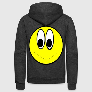 Emotion - Unisex Fleece Zip Hoodie