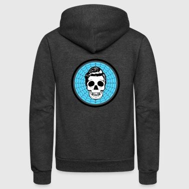 rockabilly - Unisex Fleece Zip Hoodie