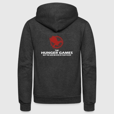 Hunger gamer - Unisex Fleece Zip Hoodie