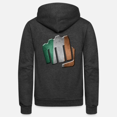 Irish Music Irish - Unisex Fleece Zip Hoodie