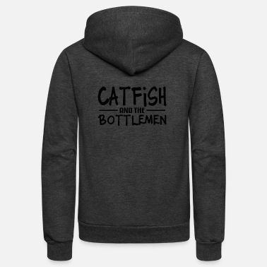 Catfish Catfish - Unisex Fleece Zip Hoodie