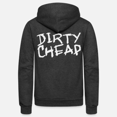 Cheap Trick Dirty Cheap - Unisex Fleece Zip Hoodie