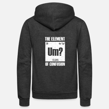 Element The Element - Unisex Fleece Zip Hoodie
