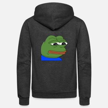 Pepe pepe merch - Unisex Fleece Zip Hoodie