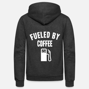 Fuel fueled - Unisex Fleece Zip Hoodie