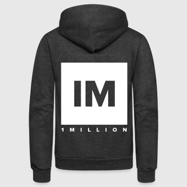 Dance Studio 1 Million Dance Studio - Unisex Fleece Zip Hoodie
