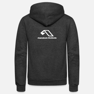 Trance ANJUNABEATS British record trance music party - Unisex Fleece Zip Hoodie