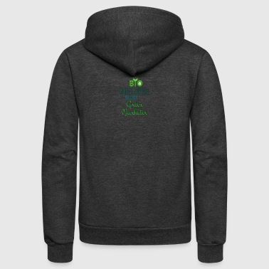 Green marketer - Unisex Fleece Zip Hoodie