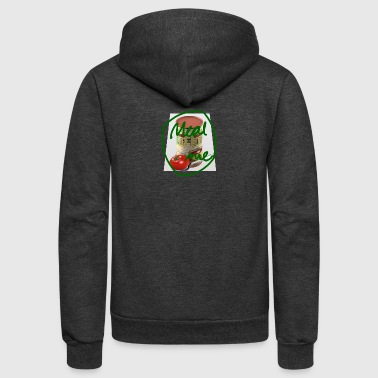 Meal me - Unisex Fleece Zip Hoodie