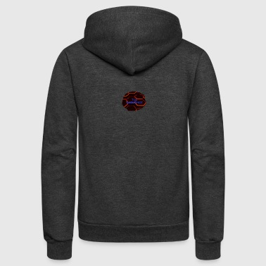 TLC DARKSHOT LOGO V.1 - Unisex Fleece Zip Hoodie