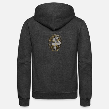 Witch The WITCH, The WITCH Shirt - Unisex Fleece Zip Hoodie