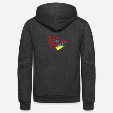 Ripper Jesse and the Rippers - Unisex Fleece Zip Hoodie