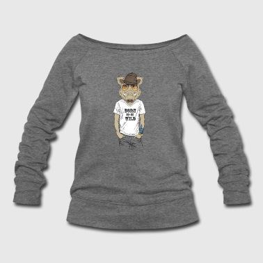 Boar boar - Women's Wideneck Sweatshirt
