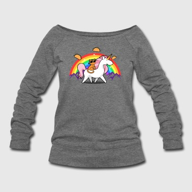 Magical Adventure - Women's Wideneck Sweatshirt