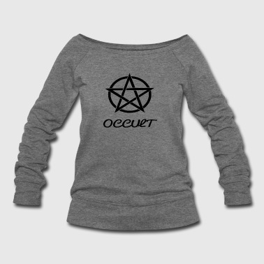 OCCULT - Women's Wideneck Sweatshirt