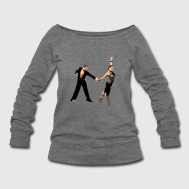 latin dance - Women's Wideneck Sweatshirt