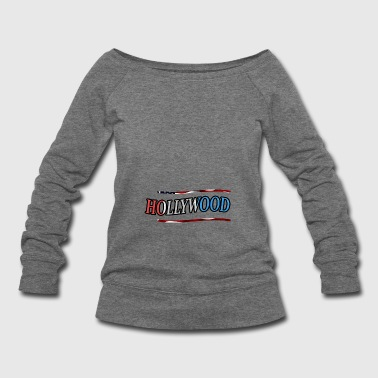 Hollywood - Women's Wideneck Sweatshirt