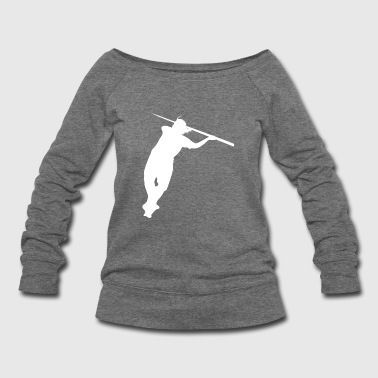 Javelin Throw - Women's Wideneck Sweatshirt