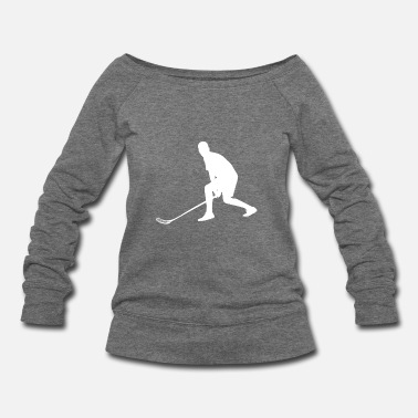 Floor Ball Floor Ball - Women's Wideneck Sweatshirt