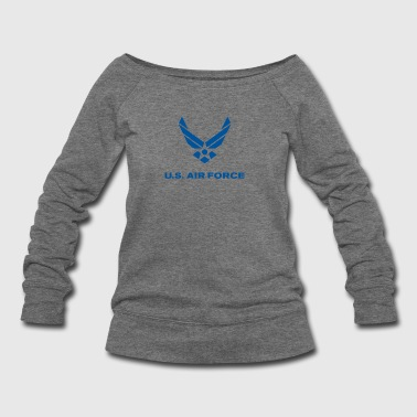 Air Force - Women's Wideneck Sweatshirt
