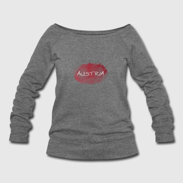 Austria - Women's Wideneck Sweatshirt