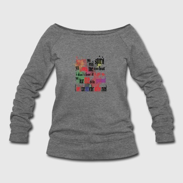alcohol - Women's Wideneck Sweatshirt