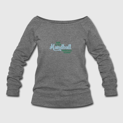 Handball - Women's Wideneck Sweatshirt