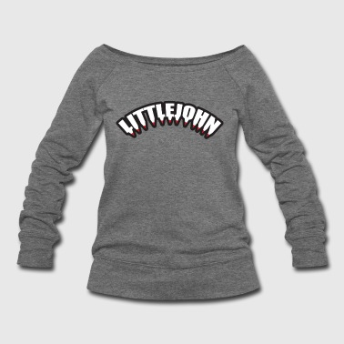 Littlejohn1 - Women's Wideneck Sweatshirt