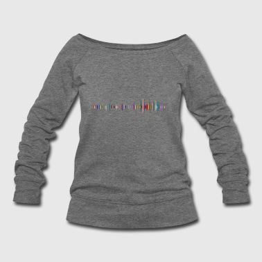 sound - Women's Wideneck Sweatshirt
