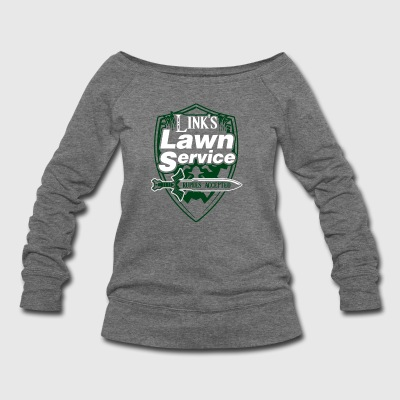 Links Lawn Service - Women's Wideneck Sweatshirt